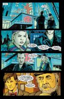 Doctor Who: Fade Away pg 7 by PaulHanley