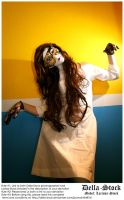 Masked Woman.7 by Della-Stock