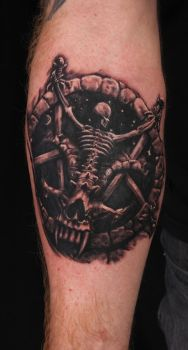 Slayer cover by viptattoo