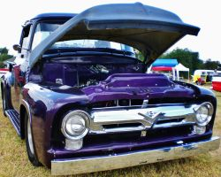 V8 Ford by ArielOlivia