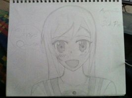 Ayase Aragaki from Oreimo by Darksoulvamp15