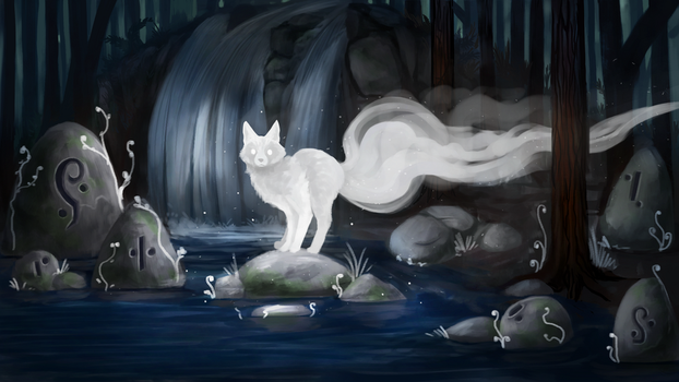 Forest Spirit by Noctualis