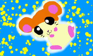 Hamtaro Kawaii by Sutata