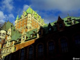 Quebec City by kinol