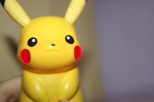 pikachu the red cheeked pokemon by POKeGURL