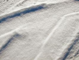 Snow Surface II by Baq-Stock