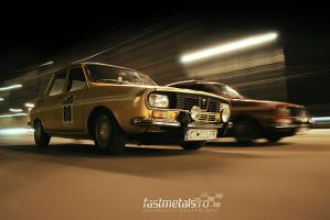 Old school racing by LKS1988