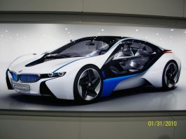 BMW Concept Car by Jonny683