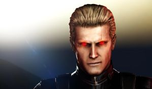 Albert Wesker by GladiusGaming