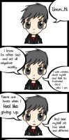 Comic: Wait and See by yami-joey