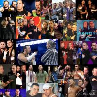 Matt Hardy and Jeff Hardy Collage by WWE-Undertaker