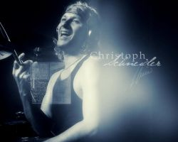 Christoph Schneider Wallpaper by yagahara