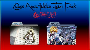Cross Ange Folder Icon Pack by Viole1369