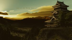 Land of the Rising Sun by JohwMatos