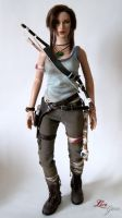 Custom Tomb Raider 9 (2013) - Dirty 01 by Laragwen