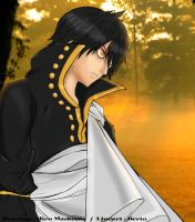 Fairy Tail Zeref by cheeryY