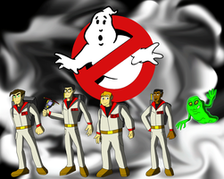 Ghostbusters: Animated by DragonRex1