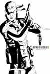 Solid Snake by Buddhaman1