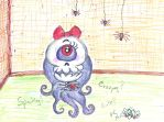 Spooky Creepy or Cute? by Kittychan2005