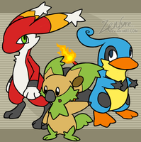 Fakemon from Down Under by Zenfyre