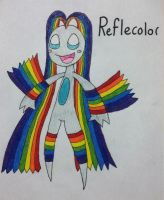 Fakemon: Reflecolor by Brawl483