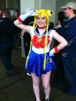 Sailor Moon by GamerSpax