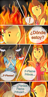 danger, dreams fire~ FanComic page 1. by NarukoMegpoid