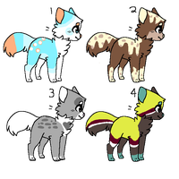 Adopts: OTA : OPEN : by Miukitty
