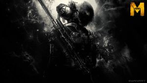 Metro Last Light Wallpaper by TheSyanArt