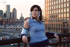 Korra by EnchantedCupcake