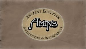 Ancient Egyptian Antiquities by kwant