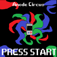Anode Circus - Cover 5 (Press Start) by Paulwe