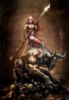 WOMEN AND THE BEAST by N-ossandon-Nezt