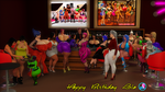 Lola Birthday Party 2015 by SuperTito