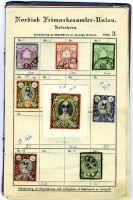 Vin postage stamp stock by rustymermaid-stock