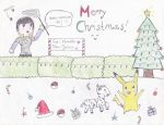 A cutesy christmas by ANIMECHICK9009