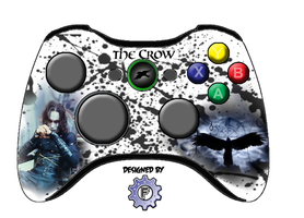 the crow concept 2 revised by chrisfurguson
