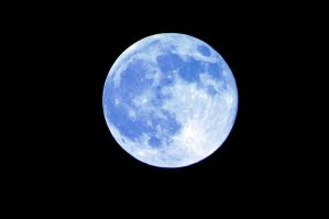 Blue Moon by LDFranklin
