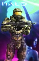 Halo! by N3M0S1S