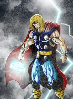 THOR by CThompsonArt