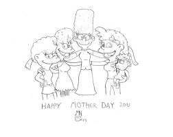 Happy Mother Day^^ by MrNintMan