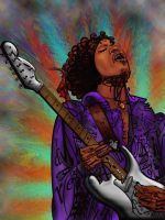 Hendrix is God by Spot80