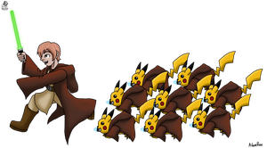C: The Pikachu Rebellion!!! by Aileen-Rose
