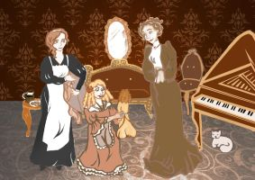 A Victorian Birthday by Avalonis