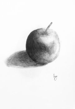 Apple by DrawingLover626