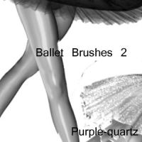 Ballet 2 Brushes by Purple-Quartz-Brush