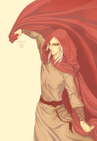 Raistlin by Vinny-Lloyd