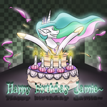 Cake with surprise! by Alumx