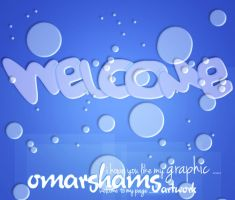 Welcome by Shams-GFX