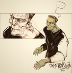 Frankenstein by gadeaster
